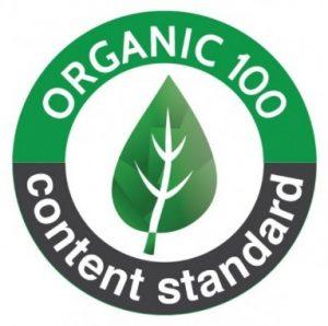 100% bumbac (organic)